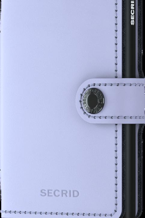 Secrid Mini Wallet - Original Lilac #6189