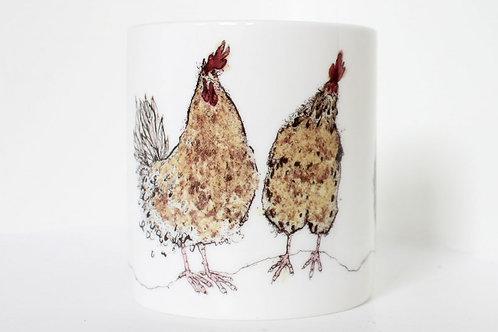 """The Golden Ladies""   Mug"