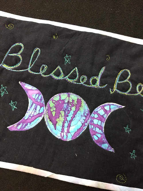 BLESSED BE-PURPLE