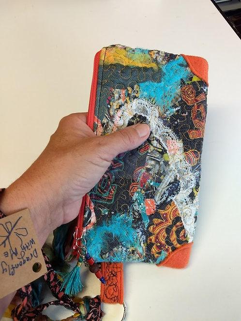 HAND CLUTCH/ WRIST PURSE
