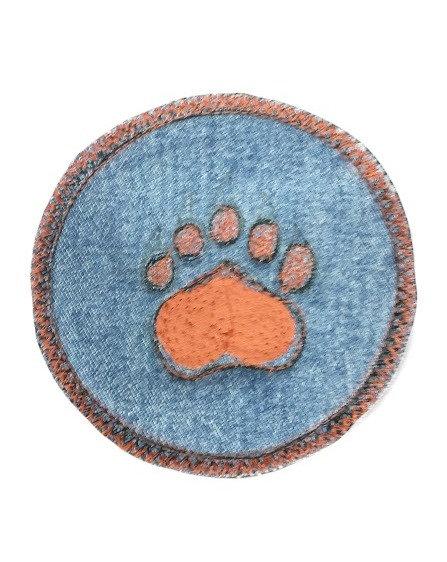Dog Paw Patch