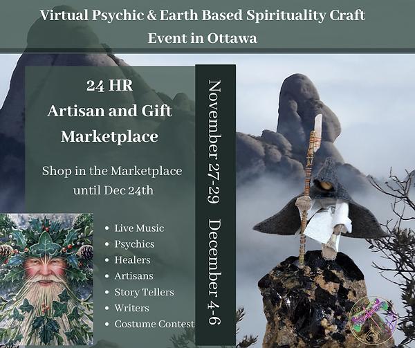 Virtual Psychic & Earth Based Spirituali