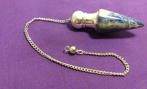 Lapis Lazuli Chamber Pendulum