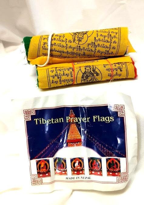 PRAYER FLAG-COTTON/TRADITIONAL-44″