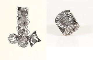 2D and 3D Snub Cube: Argo