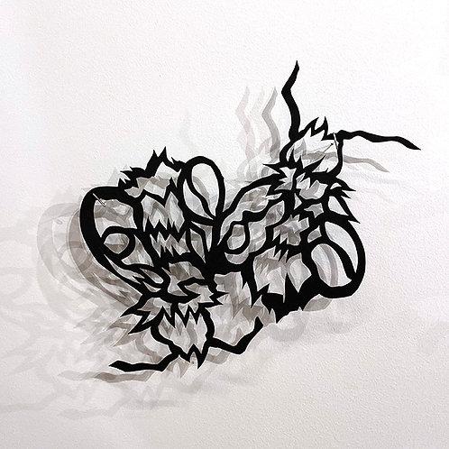 Paper Bee (Double)