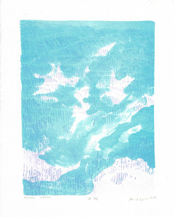 Blue Penland Sky