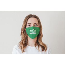 2 Ply Sublimated Recycled RPET Face Mask