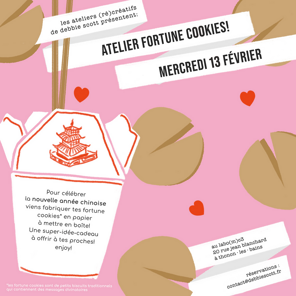 fortune cookies atelier nouvel an chinois thonon enfants bricolage