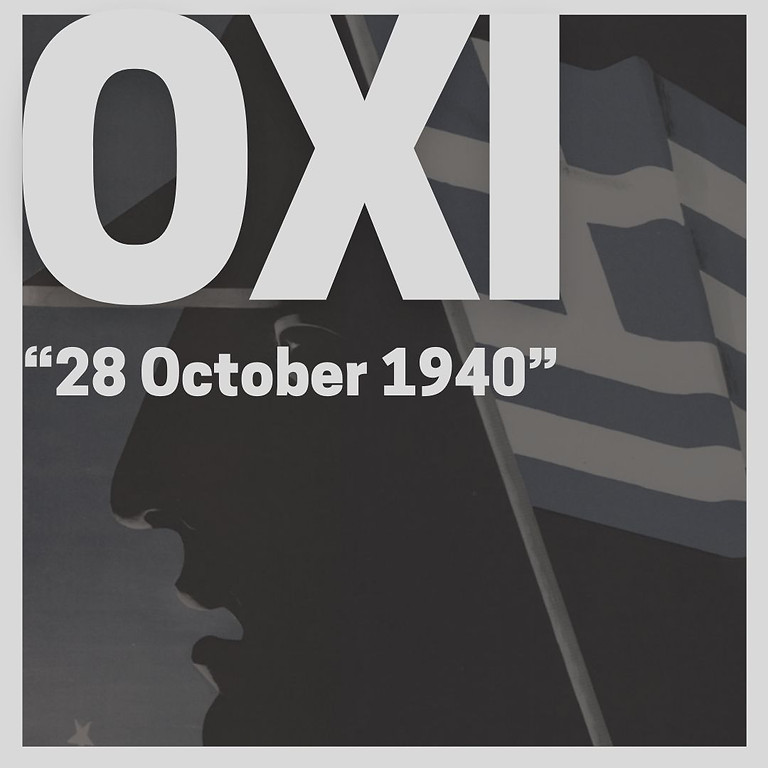Oxi Day Lecture: Looking back at 28 October 1940