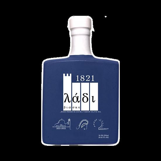 LADI BIOSAS 1821 EDITION - PREMIUM FIRST HARVEST EXTRA VIRGIN OLIVE OIL