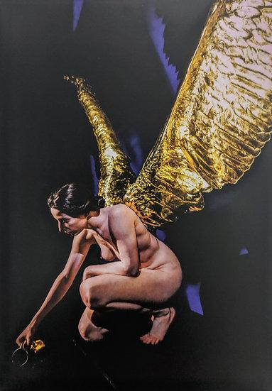 Iris: Messenger Goddess postcard