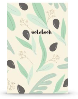 Olive Notebook
