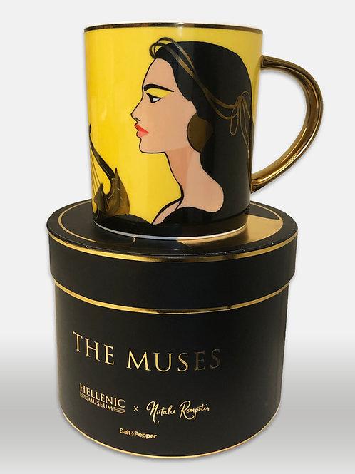 Muse mug: Terpsichore