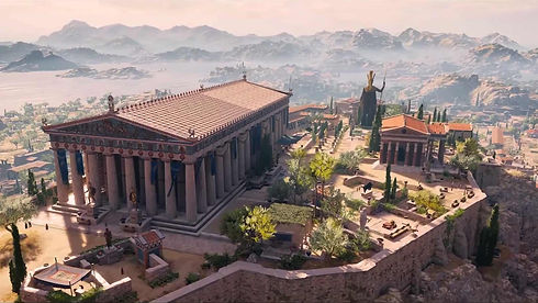 Re-Building-Athens-Assassins-Creed-Odyss