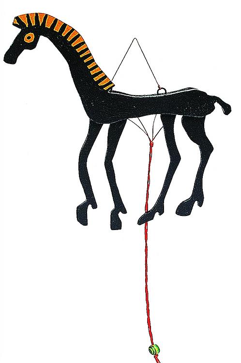 Wooden Horse Puppet