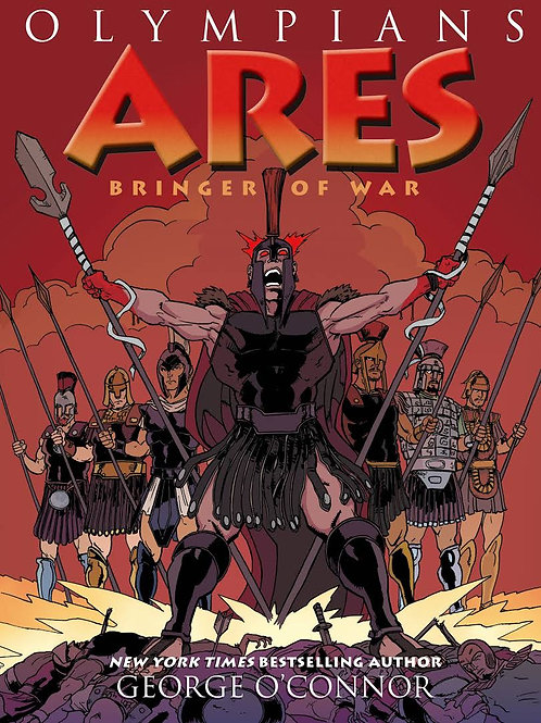 Ares - Olympians Graphic Novel