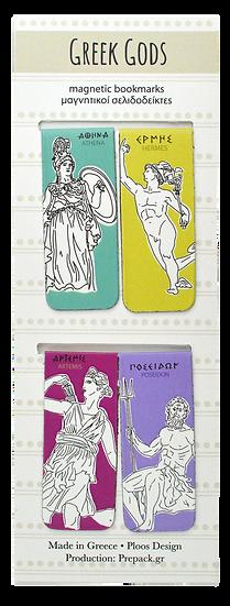 Greek Gods Mini Bookmarks