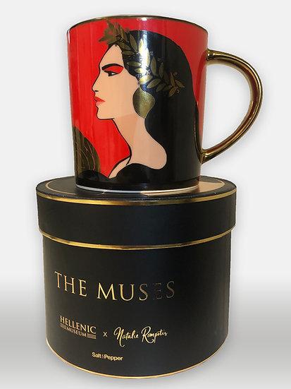 Muse mug: Erato