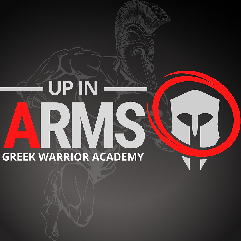 Up In Arms: Greek Warrior Academy