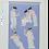 Thumbnail: Greek Women Magnetic Bookmark