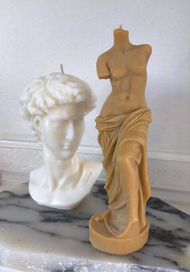 Caramel Aphrodite Candle