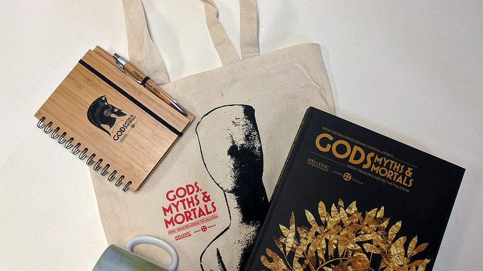 Gods, Myths & Mortals Pack