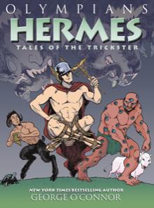 Olympians Graphic Novel - Hermes