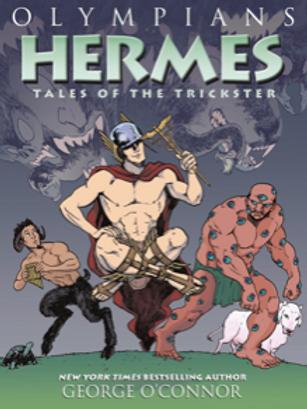 Hermes - Olympians Graphic Novel