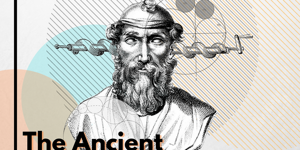 ARCHIMEDES: THE MAN WITH THE DIAGRAM