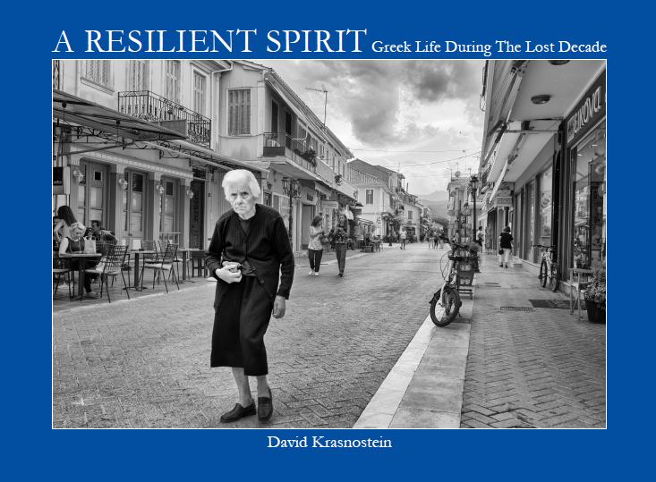 A Resilient Spirit: Greek Life During the Lost Decade