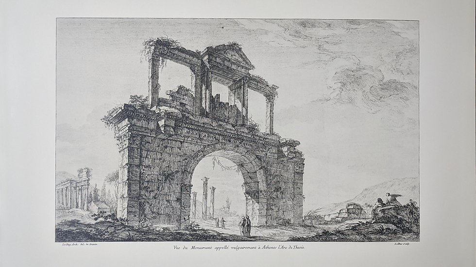 Poster of Hadrian's Gate