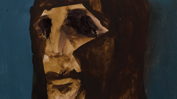 Sidney Nolan: The Greek Series Postcard