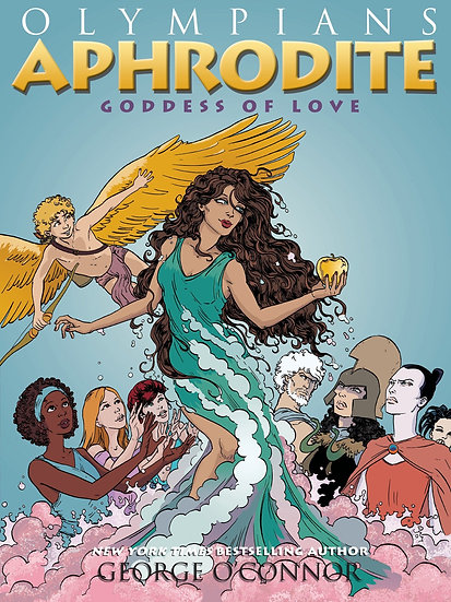 Olympians Graphic Novel - Aphrodite