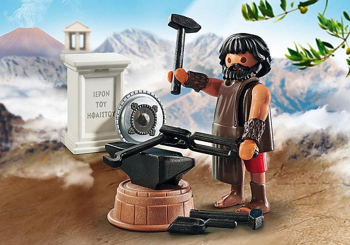 Playmobil Hephaestus