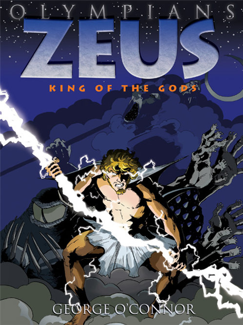 Zeus - Olympians Graphic Novel