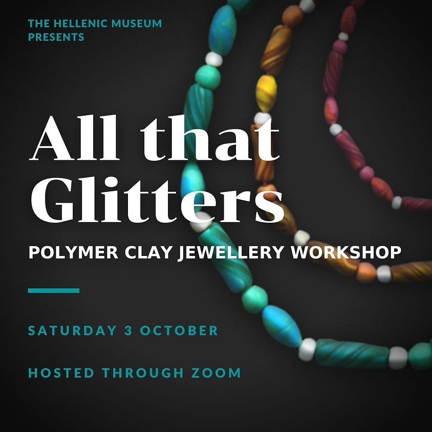 All That Glitters - Polymer Clay Jewellery Workshop