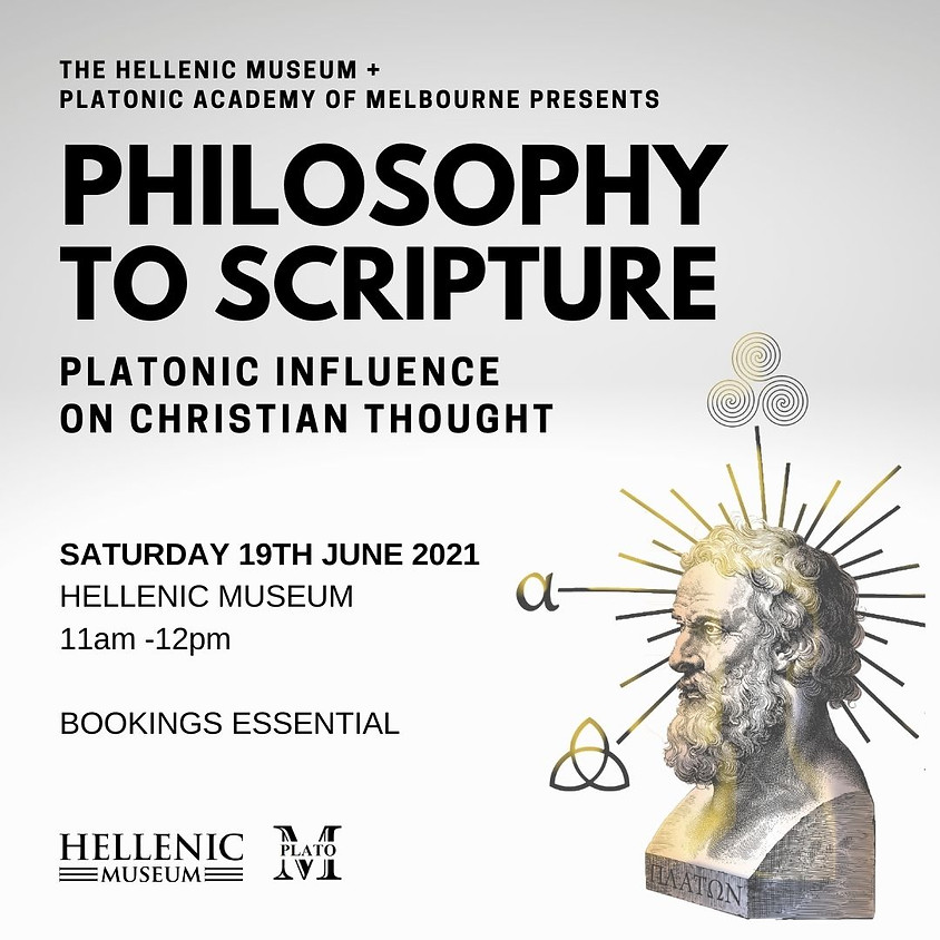 Philosophy to Scripture: Platonic Influence on Christian Thought