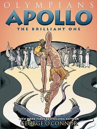 Olympians Graphic Novel - Apollo