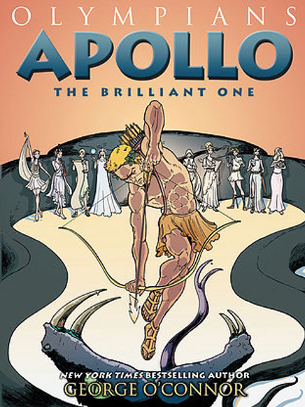 Apollo - Olympians Graphic Novel