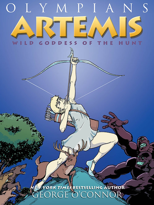 Artemis - Olympians Graphic Novel