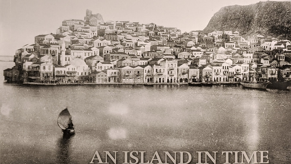 An Island in Time: Castellorizo in Photographs | N.G Pappas & N.C Bogiatzis