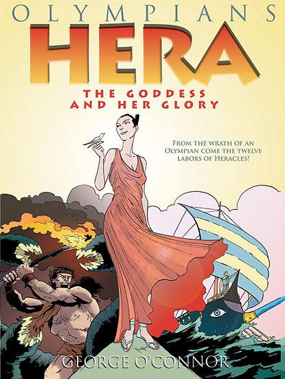 Olympians Graphic Novel - Hera