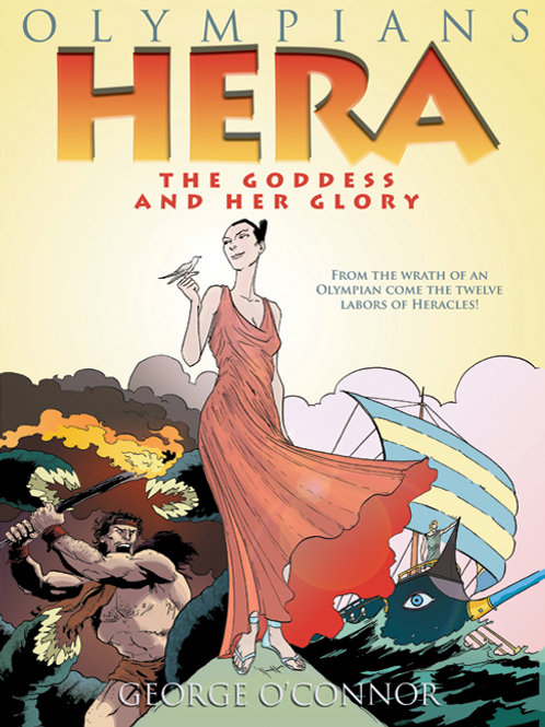 Hera - Olympians Graphic Novel