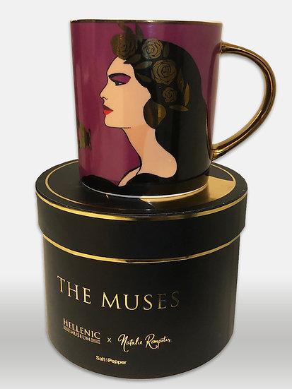 Muse mug: Euterpe