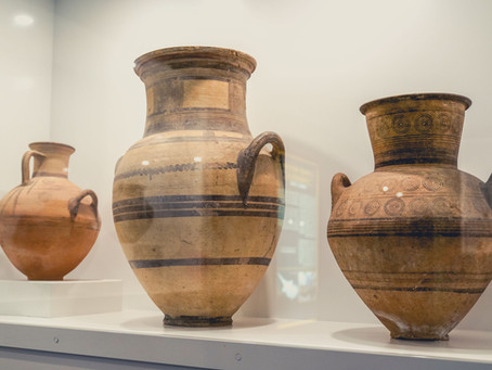 The Curious Case of Cypriot Pottery