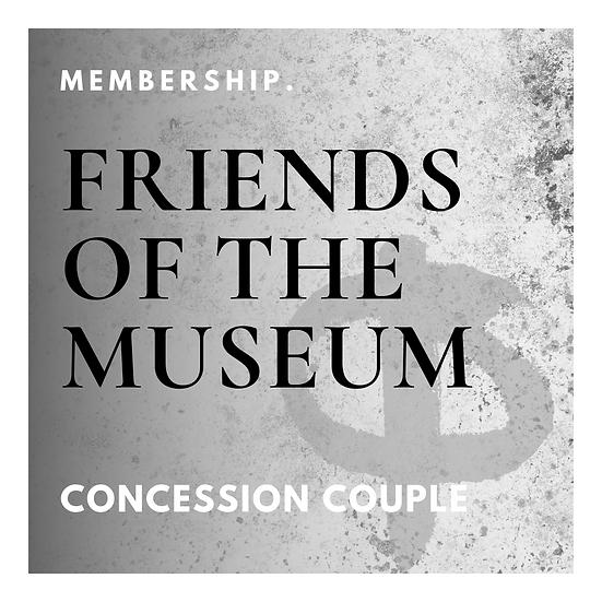 Concession Couple Membership