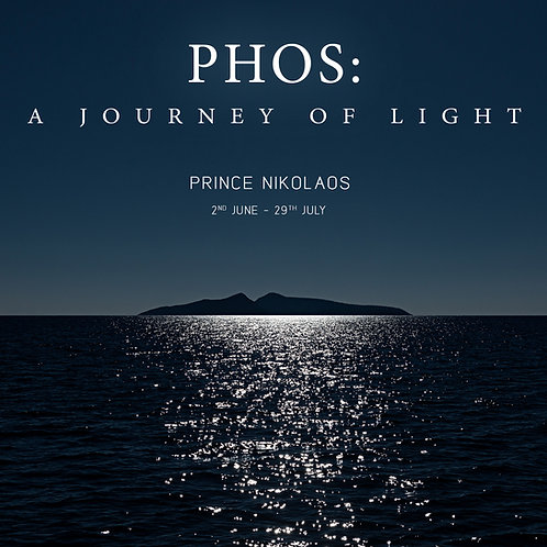 PHOS: A Journey Of Light -Signed Exhibtion Book