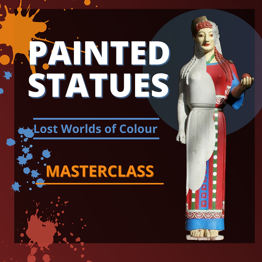 Painted Statues Masterclass