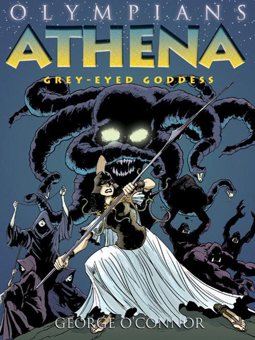 Athena - Olympians Graphic Novel
